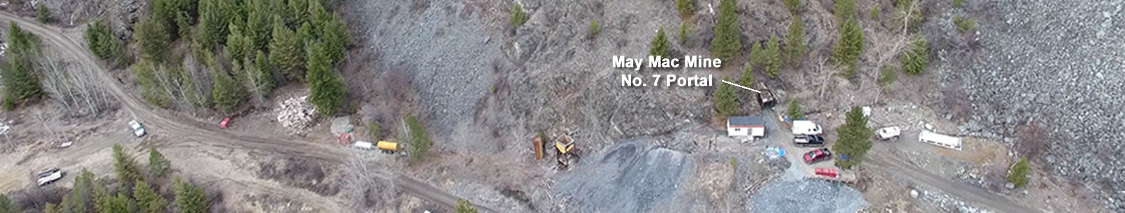 May Mac Mine No. 7 Portal