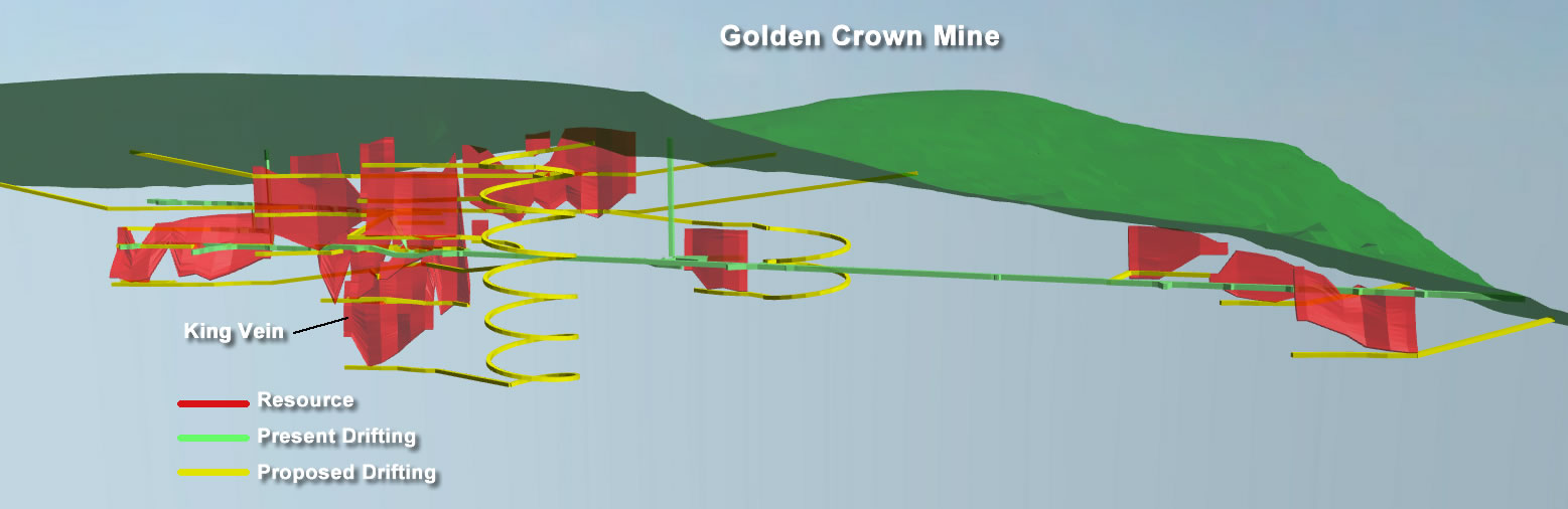 Golden Crown Mine