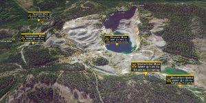 Phoenix Cluster of Mines