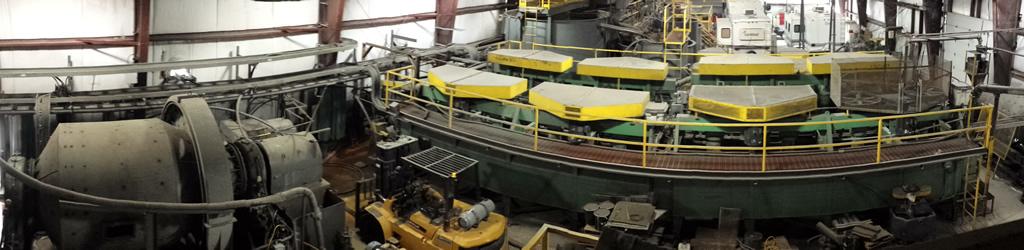 Ball Mill & Floatation Units