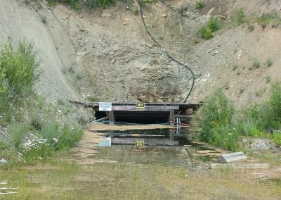 Lexington Mine East Portal